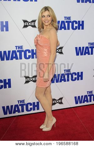 LOS ANGELES - JUL 23:  Jen Lilley at the