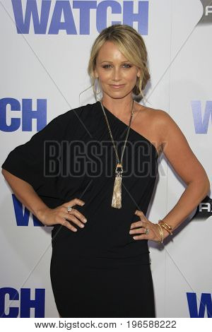 LOS ANGELES - JUL 23:  Christine Taylor at the
