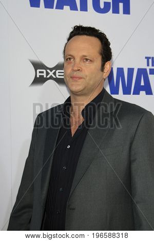 LOS ANGELES - JUL 23:  Vince Vaughn at the