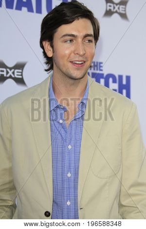 LOS ANGELES - JUL 23:  Nicholas Braun at the