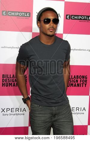 LOS ANGELES - JUL 25:  Romeo at the Billabong's 6th Annual Design For Humanity Event at the Paramount Studios on July 25, 2012 in Los Angeles, CA