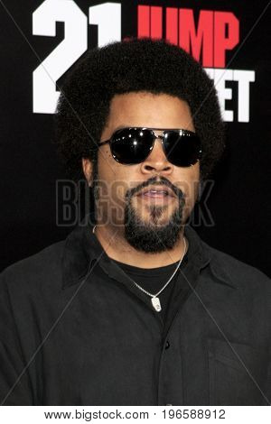 LOS ANGELES - APR 13:  Ice Cube at the