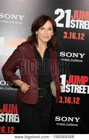 LOS ANGELES - APR 13:  Marilu Henner at the