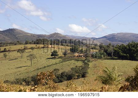 Serra da Canastra National Park is a national park in the Canastra Mountains of the state of Minas Gerais Brazil.