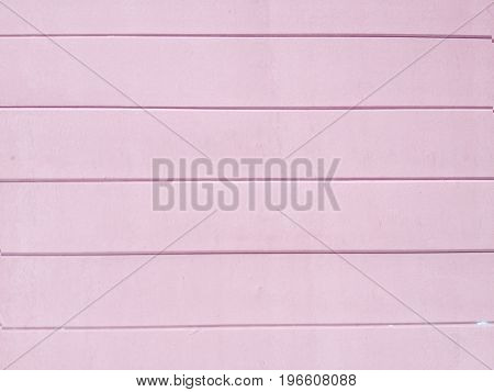 Pink wood texture for the design nature surface background.
