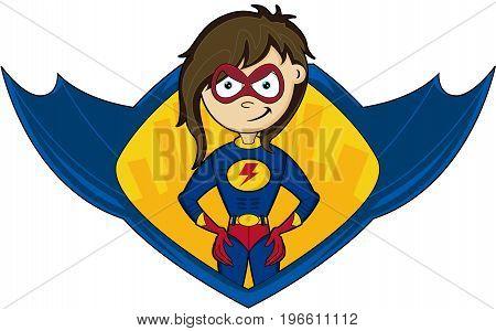 Supergirl Graphic