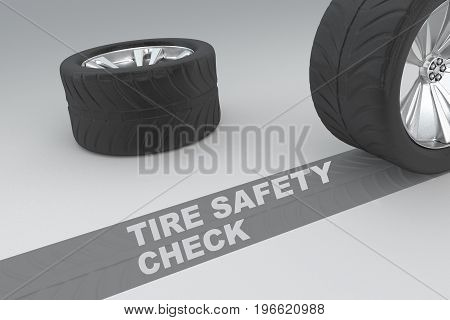 Tire Safety Check Concept