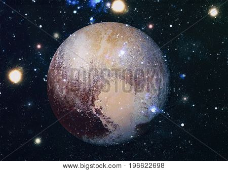Planet - Elements Of This Image Furnished By Nasa