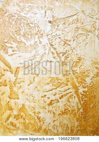 Gold background texture. Element of design.