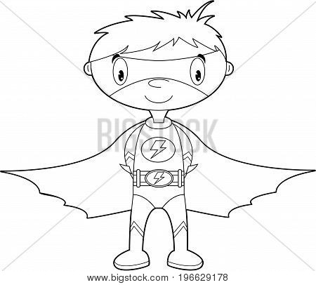 Colour In Superboy