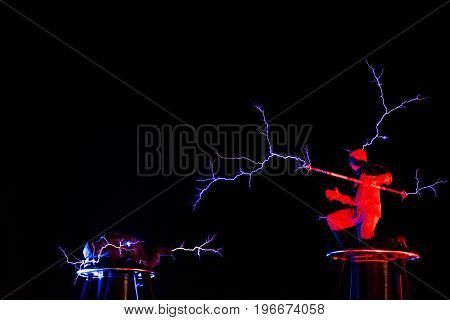 Lords Of Lightning High Voltage Electricity Show