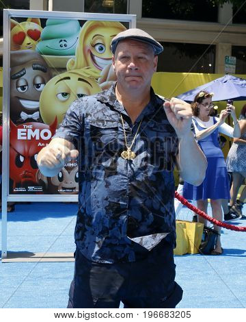 LOS ANGELES - JUL 23:  Jeffrey Ross at