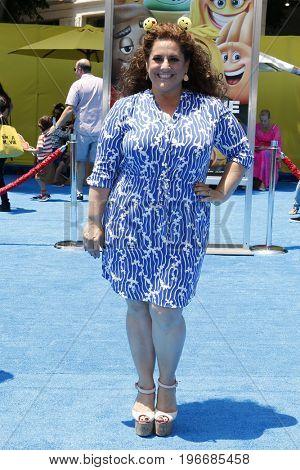 LOS ANGELES - JUL 23:  Marissa Jaret Winokur at