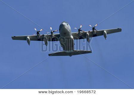 Marine Cargo Plane