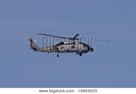 Navy Chopper
