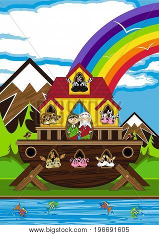 Cute Ark Scene