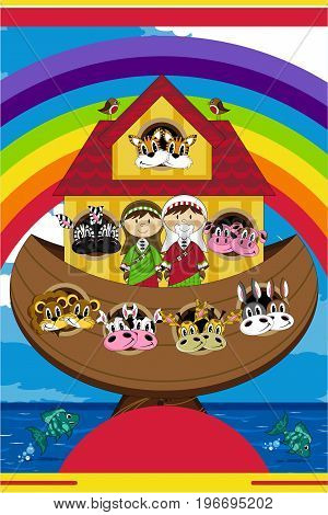 Noah And Ark 5