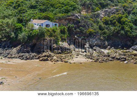 House In Baia De Porto Covo Beach