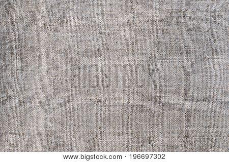 Texture of an light linen cloth background