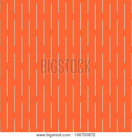 Vertical striped seamless pattern. Dash endless texture.