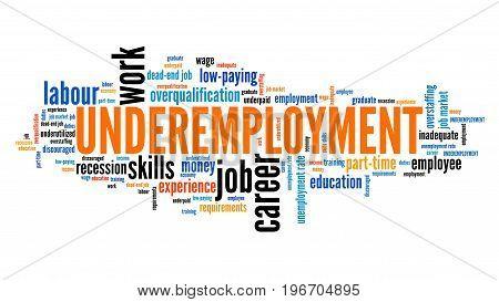 Underemploymen