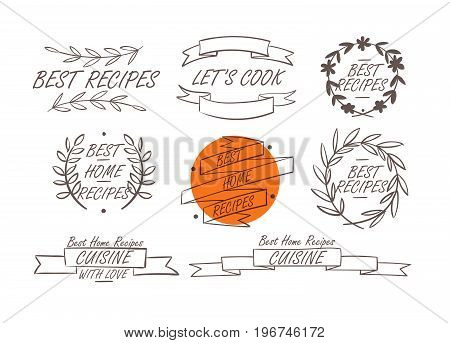 Cooking Badges Collection