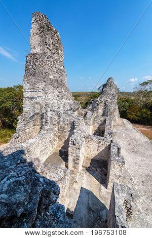 Beautiful Ancient Mayan Ruins