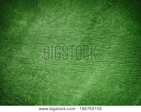 Green Texture, Ancient Texture For Design As A Background