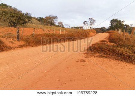 Off-road on Serra da Canastra. Serra da Canastra National Park is a national park in the Canastra Mountains of the state of Minas Gerais Brazil.