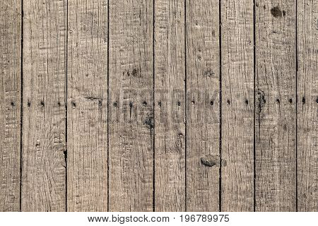old rough wooden planks background