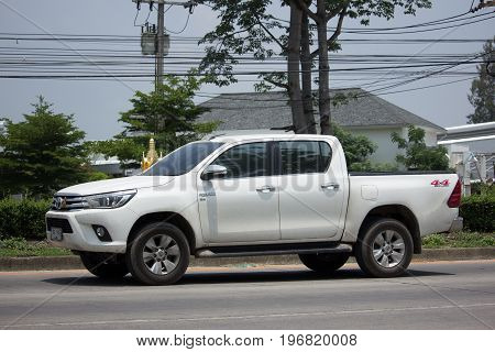 Private Toyota Hilux Revo  Pickup Truck.