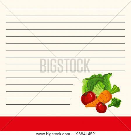vintage. graphic elements for design restaurant menus and decorating cookbooks and recipes. Interesting menu design.