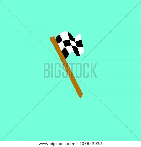 champion flag stock vector design, champion flag design