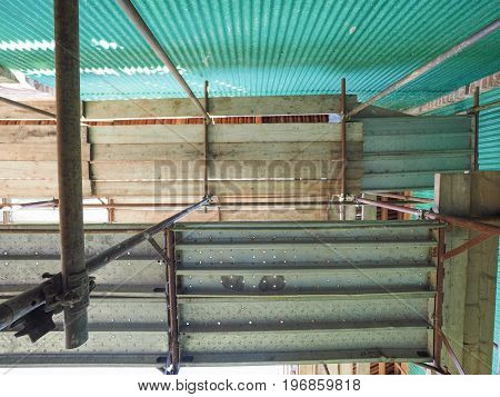 Scaffolding For Building