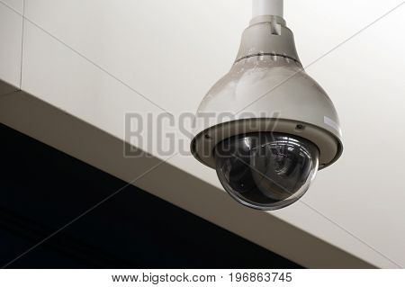 CCTV security cameras isolated white background. background for graphic design.