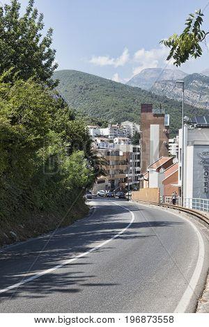 On The Streets Of Budva