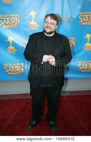 UNIVERSAL CITY, CA - JUNE 24: Director Guillemo Del Toro attends the 34th Annual Saturn Awards at the Hilton Hotel June 24, 2008 in Universal City, California.
