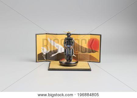 Figure Off Historic Samurai Armor
