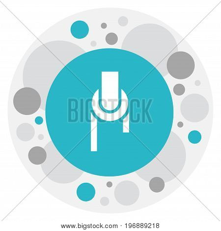 Vector Illustration Of Tools Symbol On Pulley Icon