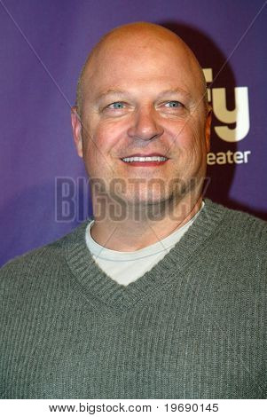 SAN DIEGO, CA - JULY 24: Michael Chiklis arrives at the SyFy/EW party held July 24, 2010 at the Hotel Solamar in San Diego, CA.