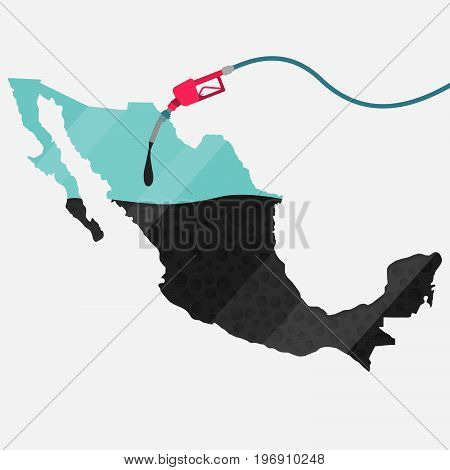 Oil Of Mexico
