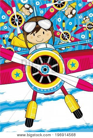 Plane & Pilot 31
