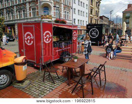Food Trucks Poland