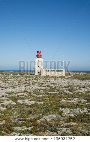 Portugal Algarve Sagres Cabo De Sao Vicente
