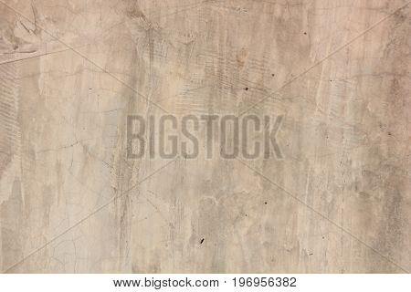 Old Cement wall Background with free text space.