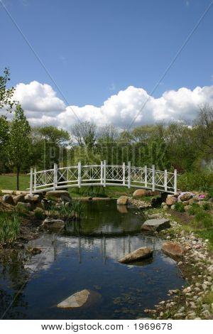 Park Bridge - Sayen Gardens