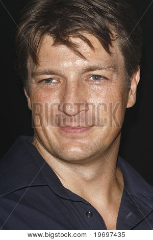 SAN DIEGO - JUL 23:  Nathan Fillion at  the Tron' MySpace Party during the 2010 Comic-Con  at Flynn's Arcade on July23, 2010 in San Diego, CA.