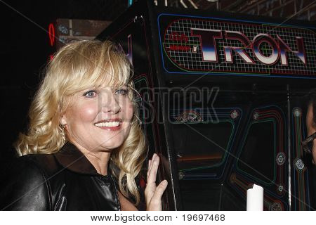 SAN DIEGO - JUL 23:  Cindy Morgan at  the Tron' MySpace Party during the 2010 Comic-Con  at Flynn's Arcade on July23, 2010 in San Diego, CA.