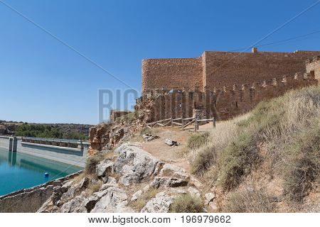 Castle of Penarroya, Argamasilla de Alba, Spain