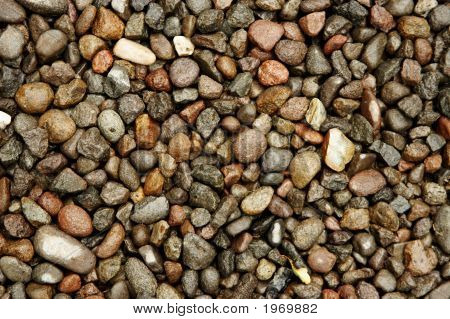 Rocks And Pebbles Texture